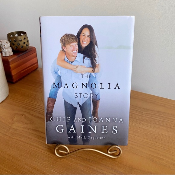 The Magnolia Story Chip Joanna Gaines Fixer Upper